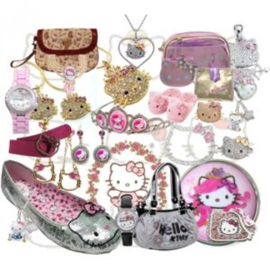 Hello Kitty Accessories - Home